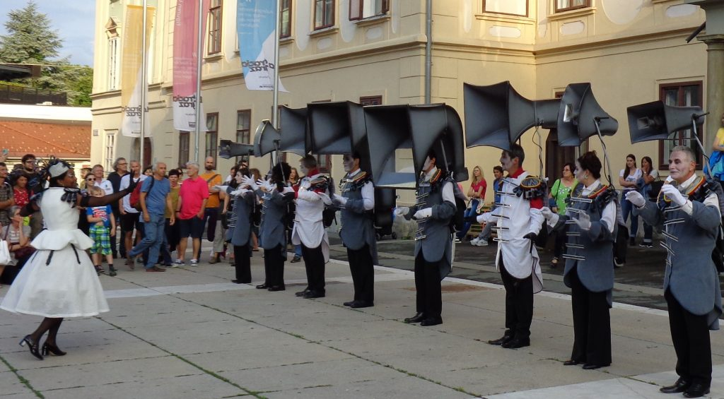 Events in Graz - La Strada
